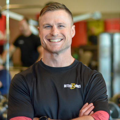 Barrett St George Personal Trainer Better Bodies Tucson