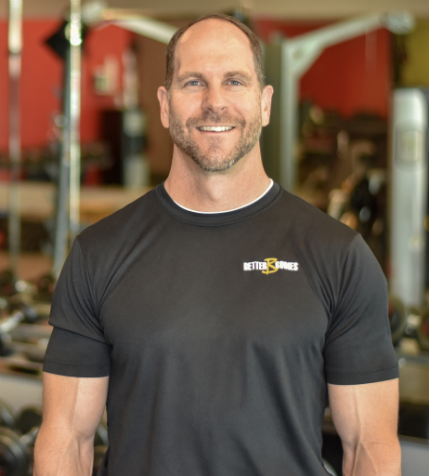Justin, owner of Better Bodies Tucson